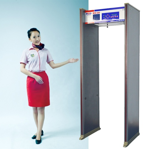 Bestselling Airport Security Bomb Detector Gate 6 Zones