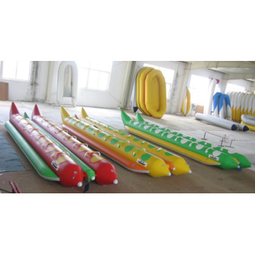 Inflatable Towable Banana Boat Inflatable Speed Boat