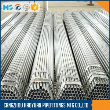 Greenhouse Farm Galvanized Steel Pipe