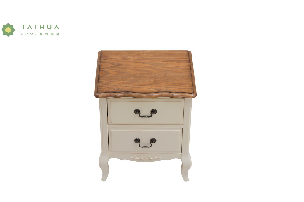 Night Stand Solid Wood