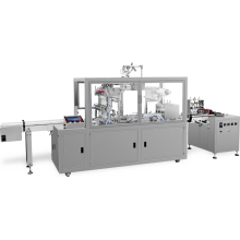 Six-sided hot packaging machine