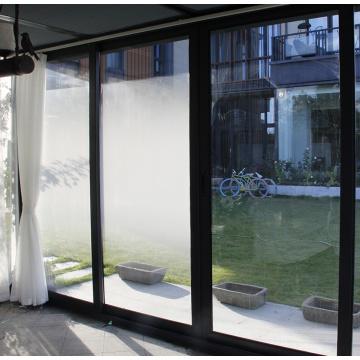 HOHOFILM 152CM*50CM White Dot Self Adhesive double-way Gradient Window Film Gradual Frosted Window Film Decorative