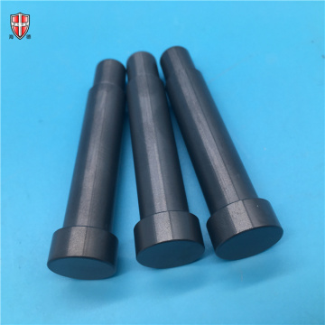 refractory custom silicon nitride ceramic plunger piston