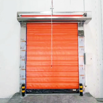 Fresh cold storage high speed door for food