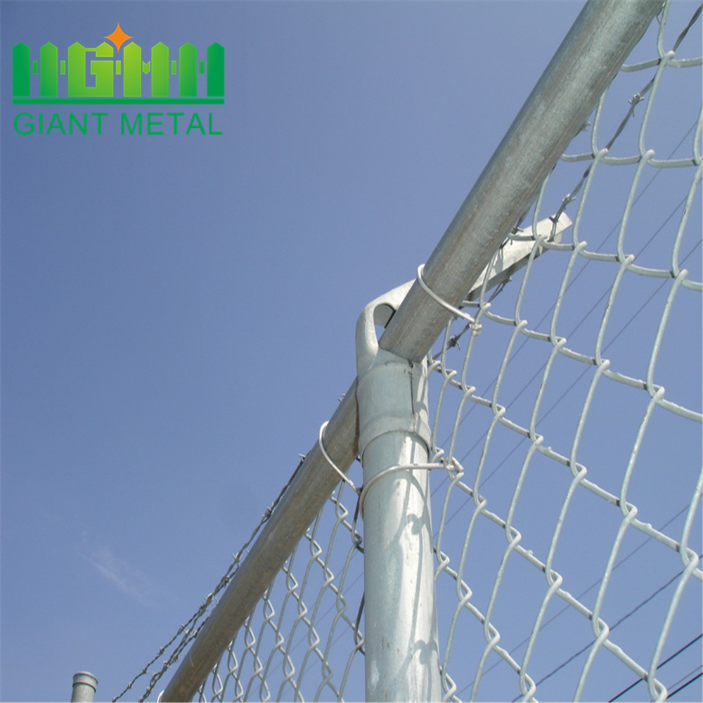Equivalent Connector New Chain Link Fence