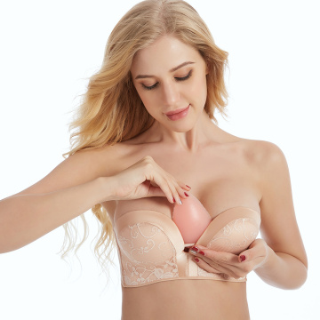 Silicone Bra Inserts Clear Breast Enhancers