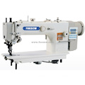 Direct Drive Long Arm Top and Bottom Feed Sewing Machine with Auto Trimmer