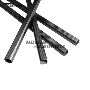 OEM machins Black Anodized CNC Aluminum Tube Mataki 25mm diamita