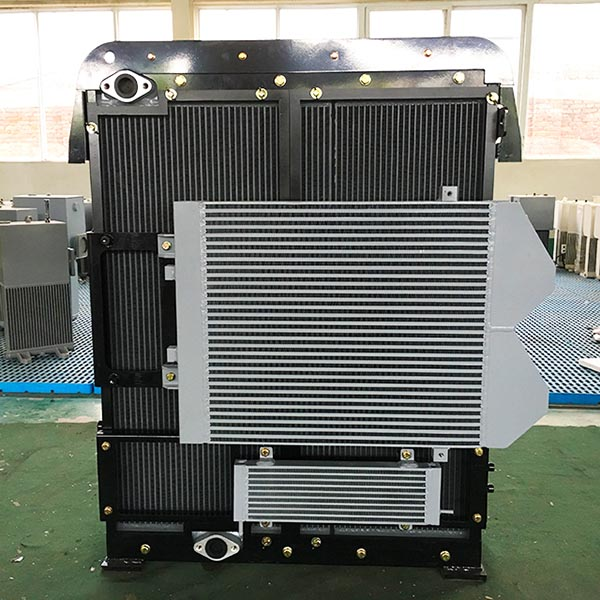 External Engine Oil Cooler