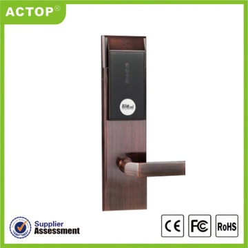 Smart RCU Keyless Door Lock for Hotel