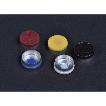 Plastic caps for antibiotic bottle