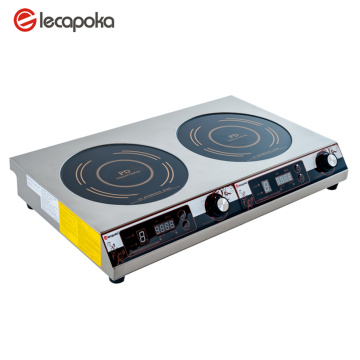 Cooktop Induction Electric Stove Double