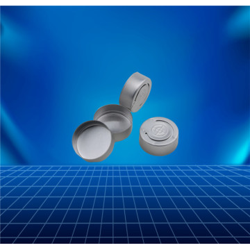 aluminium cap for antibiotic bottle