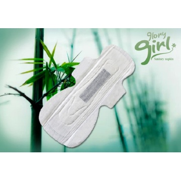 Breathable Bamboo Charcoal Sanitary Towels