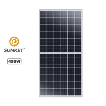High-Efficiency roof system JA Solar Panel