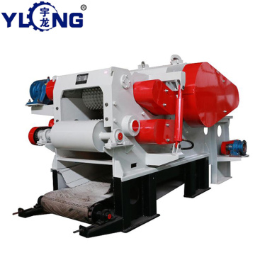 Mesin chipper kayu YULONG