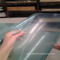 Silk printing clear flexible polycarbonate plastic film