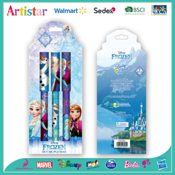 Disney Frozen 3 hanging pens