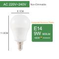 E14 9W Bulb