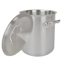 Stainless Steel 03 Style Stock Pot