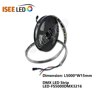 digital addressable led strip dmx