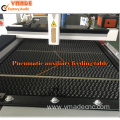 500W Raycus Stainless Steel Laser Cutting Machine