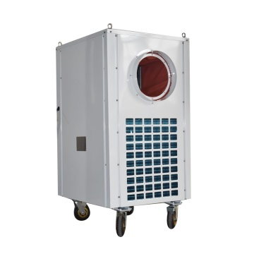 Dantherm  mobile heating cooling unit for tent