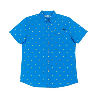 Men's Polyester Spandex Shirt