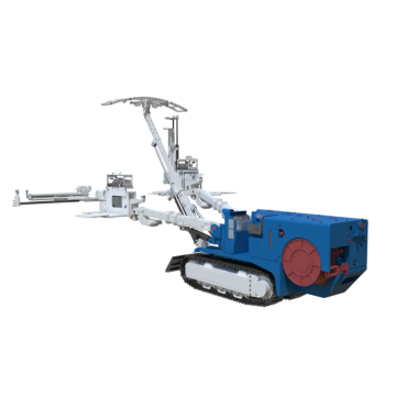 Single Arm Wheeled Tunnel Bolt Trolley