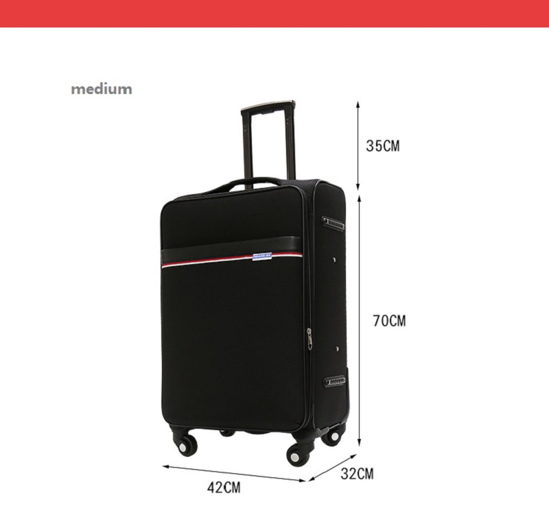 Medium size luggage