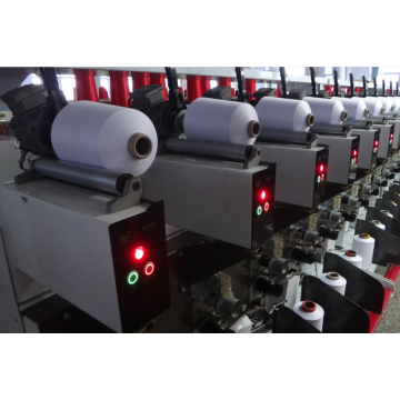 Electronic Precision Soft Winding Machine