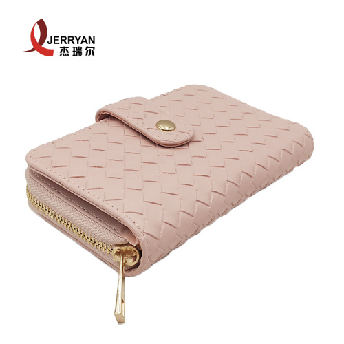 Fashion Thin Bifold Wallet Coin and Card Clutch