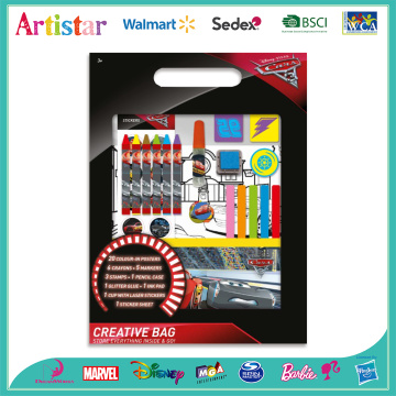 DISNEY&PIXAR CARS colouring set