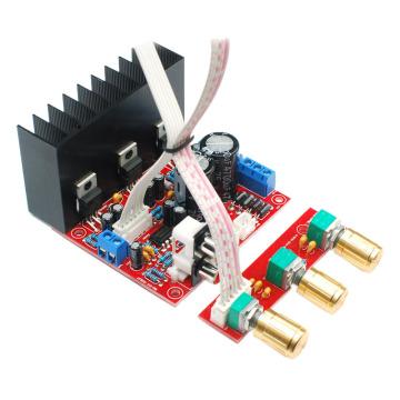 Tda2030A 2.1 Super Bass 2.1 Subwoofer Amplifier Board Three-Channel Speaker o Amplifier Board