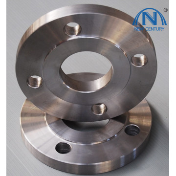 Custom carbon steel slip on flanges