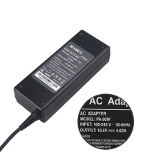 HP Adapter 19.5V4.62A Charger 4.5*3.0MM