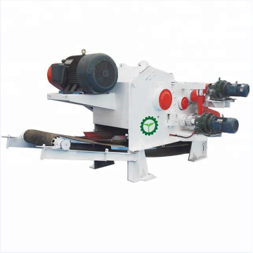 Drum Wood Chipping Machine For Chips