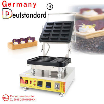 15 hole long bar tartlet shell machine