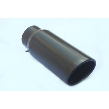 Black Coating Exhaust Tip Truck