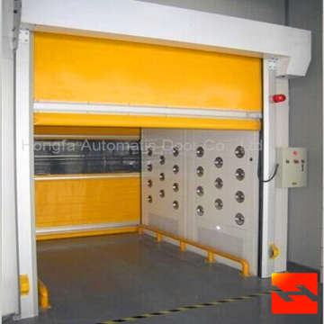 Automatic PVC High Speed Rollup Door