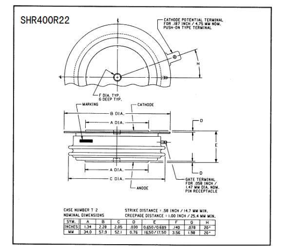 YZPST-SHR400R22-1