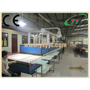 Crystal Glass Mosaic Tile Machine