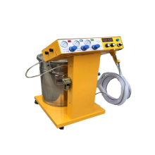 Electrostatic powder coating machinery