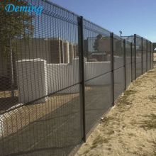 Galvanized 358 Anti Climb Fence Price