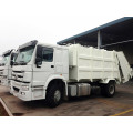 SINOTRUK Compressed Refuse Collection Trucks