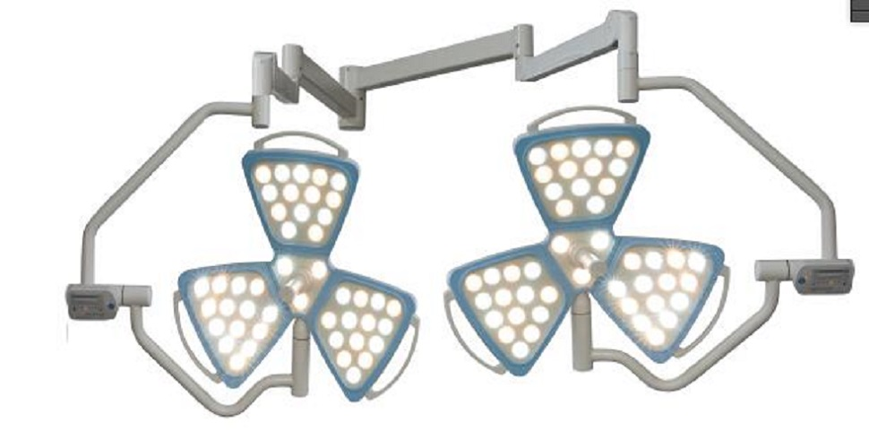 Flower type LED operation light