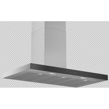 Kitchen Wall Extractor Hood Silver Cooker Hood