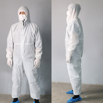 Disposable Suit Medical Surgical Protective Clothing