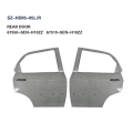 Steel Body Autoparts Honda 2005-2008 CITY REAR DOOR