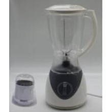 Plastic jar food blenders with grinder